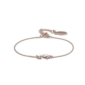 Hultquist Seahorse Chain Bracelet Rosegold