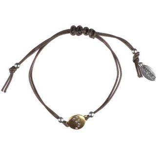 Hultquist Constellation Macrame Bracelet 1041BI