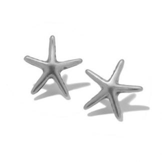 Hultquist Star Fish Stud Earrings 0909S