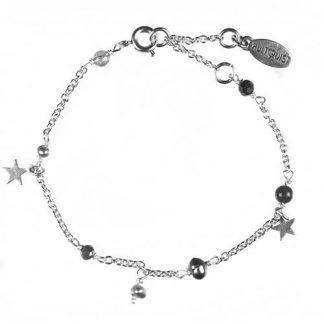 Hultquist Constellation Chain Bracelet Silver 1047S