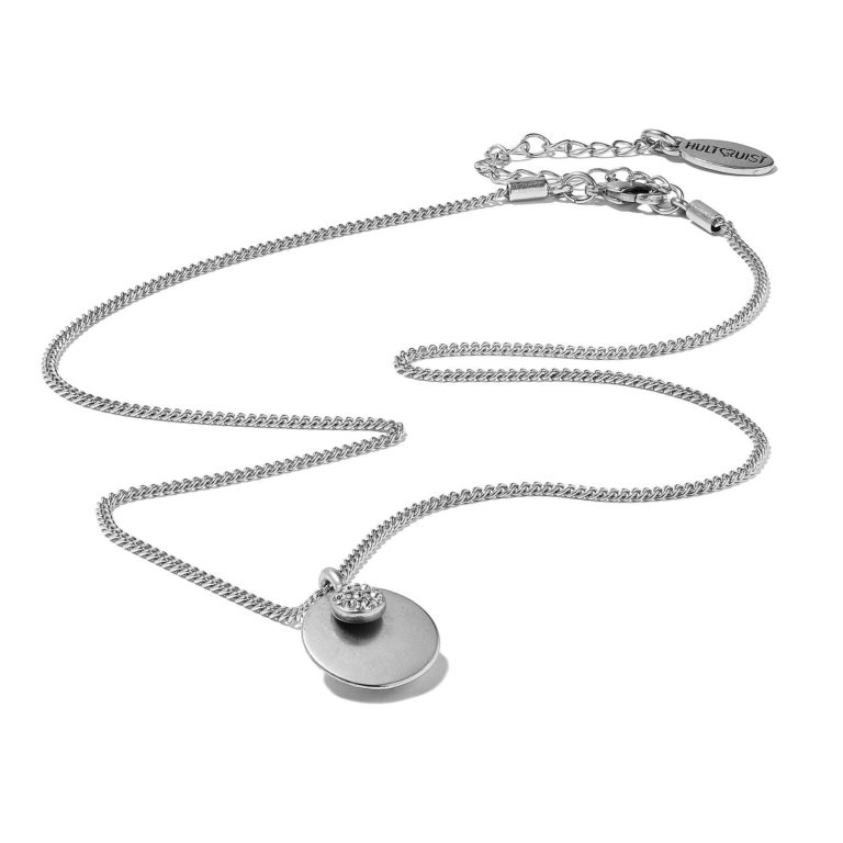 Hultquist New Nordic Necklace Silver 1274S