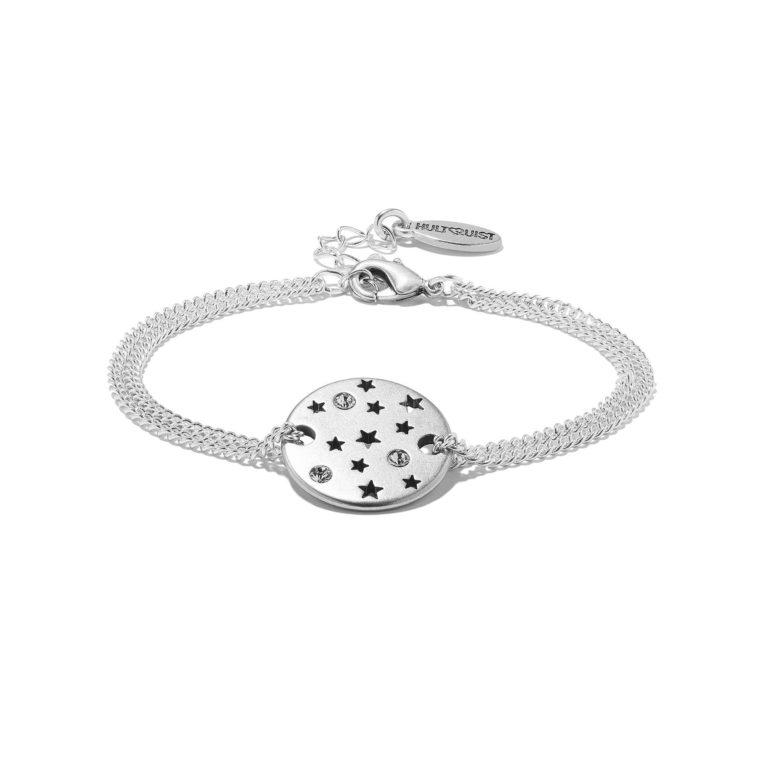Hultquist Moon & Stars Bracelet Silver 1298S