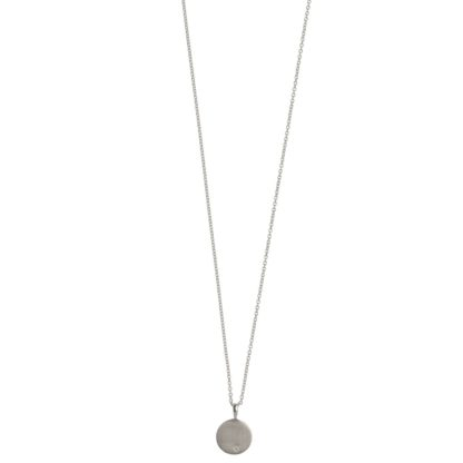 Hultquist Classic Alma Necklace Silver S02003-S