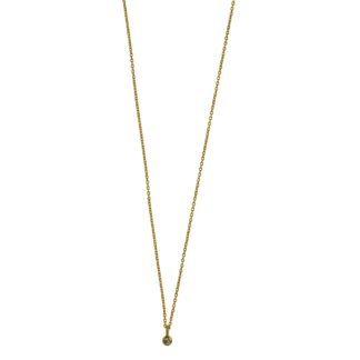 Hultquist Classic Anna Necklace Gold S02017-G