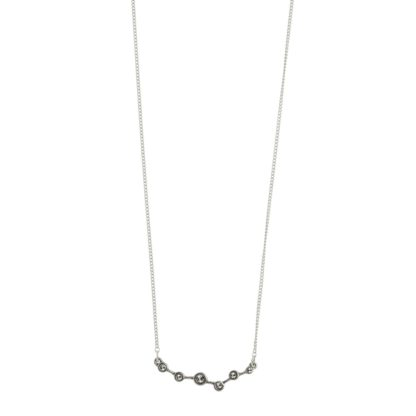 Hultquist Constellation Necklace Silver 1452S