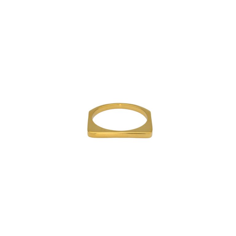 Hultquist Ally Ring Gold S02002-G