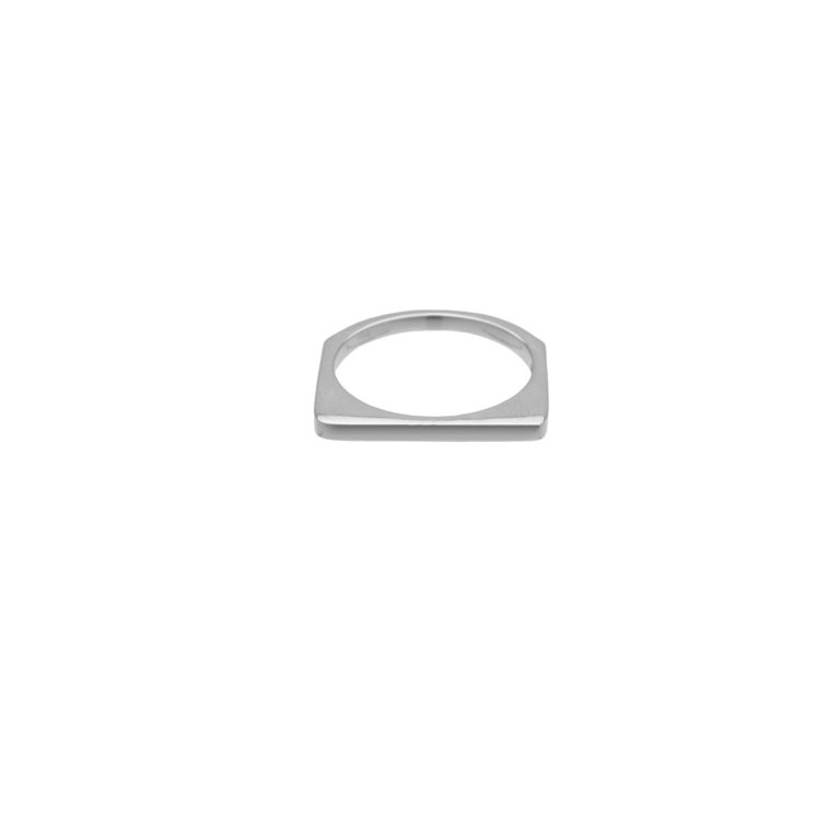 Hultquist Ally Classic Ring Silver S02002-S