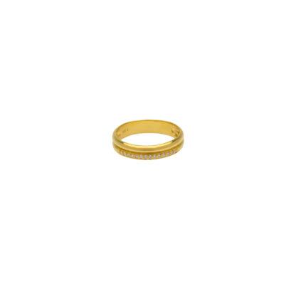Hultquist Aleena Ring Gold S02007-G