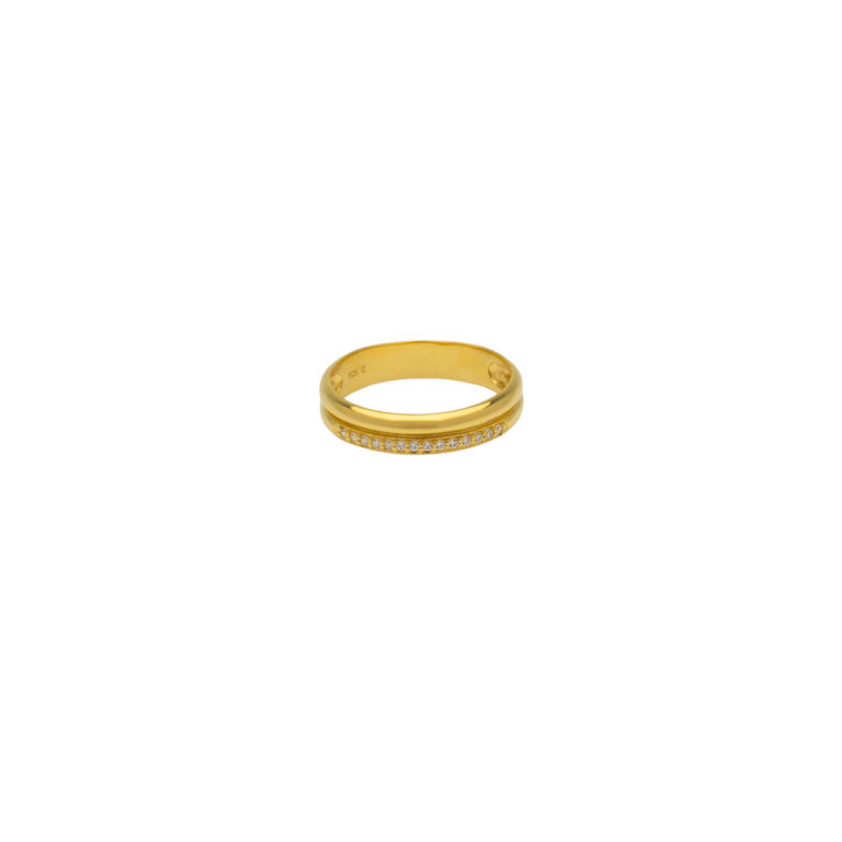 Hultquist Aleena Ring Gold S02007-G