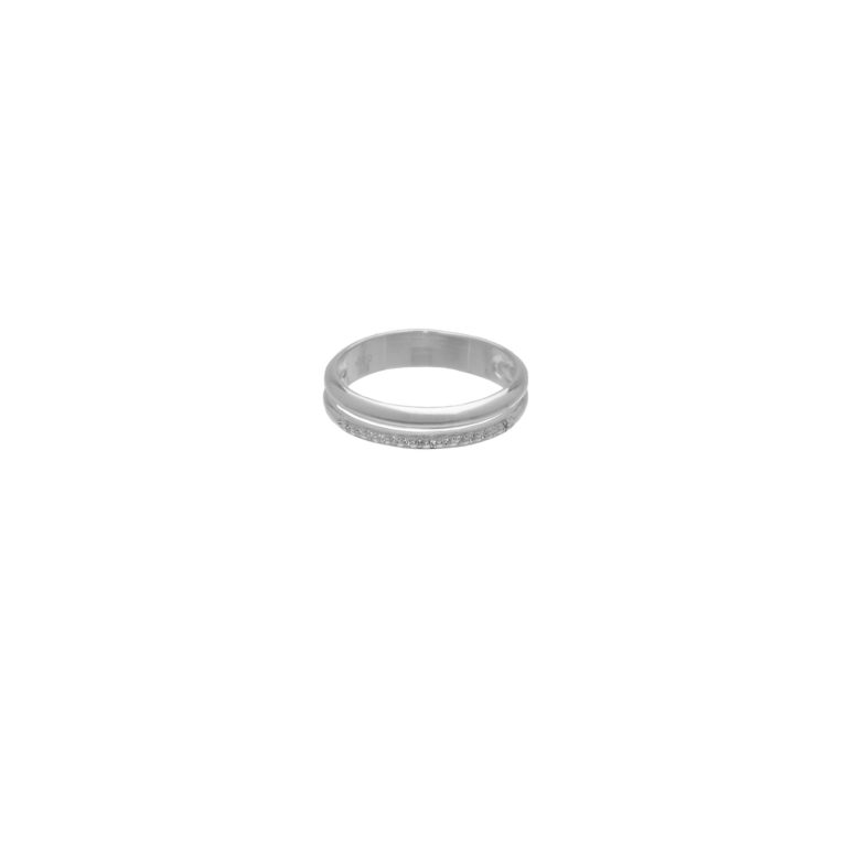 Hultquist Aleena Classic Ring Silver S02007-S