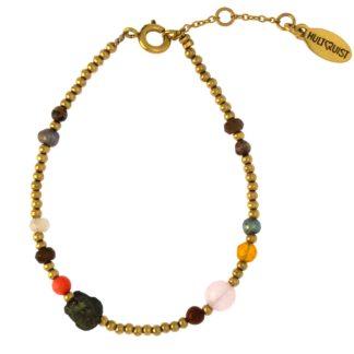 Hultquist Dagmar Bracelet Gold 1510G