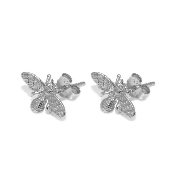 Hultquist Bee Stud Earrings Sterling Silver S03008S