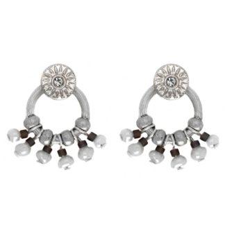 Hultquist Dania Earrings Silver 1521S