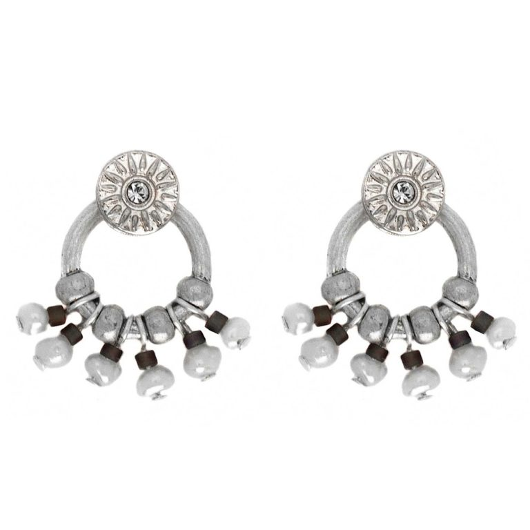 Hultquist Dania Earrings Silver 1521S