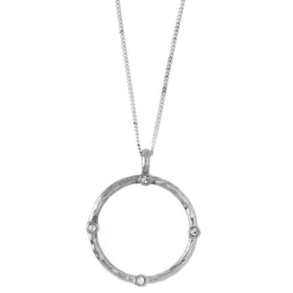 Hultquist Diala Short Necklace Silver 1532S