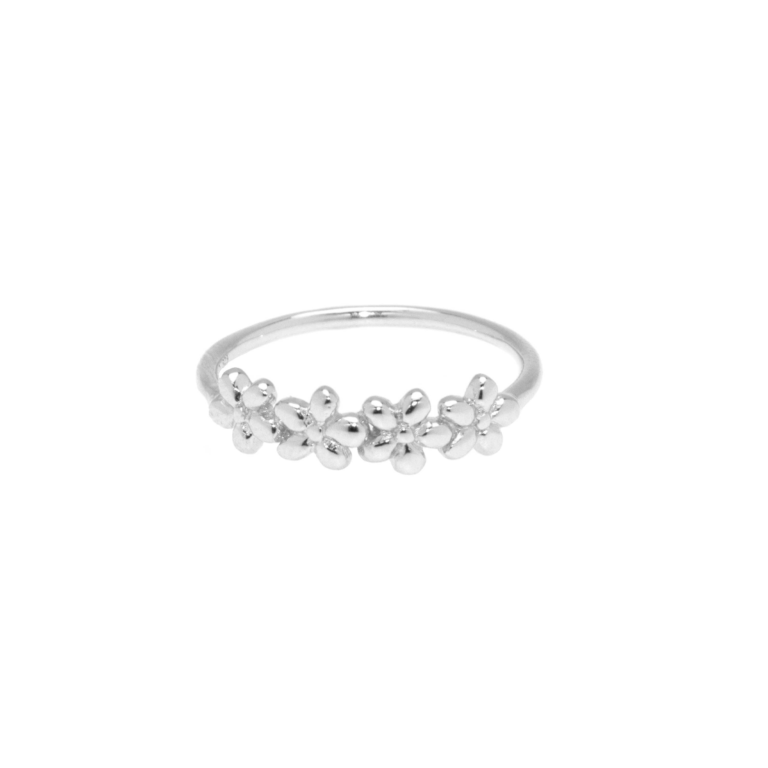 Hultquist Forget Me Not Ring S02032S