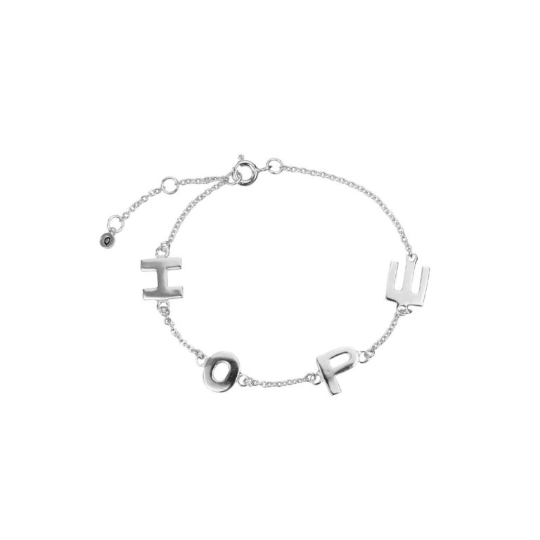 Hultquist Hope Bracelet Sterling Silver