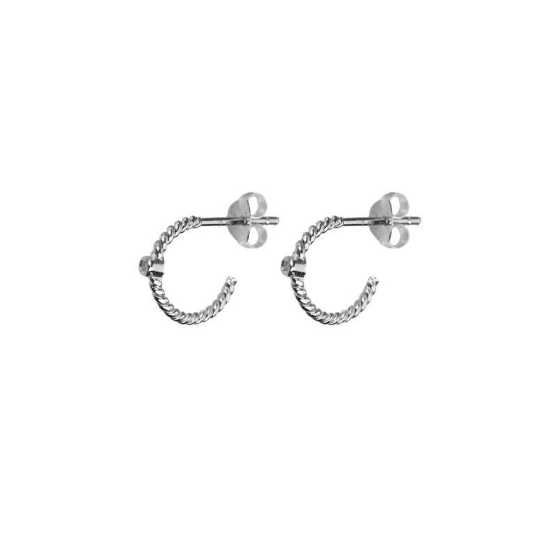 Hultquist Eloise Earrings Sterling Silver S02057S
