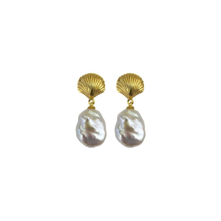 Hultquist Elle Earrings Gold