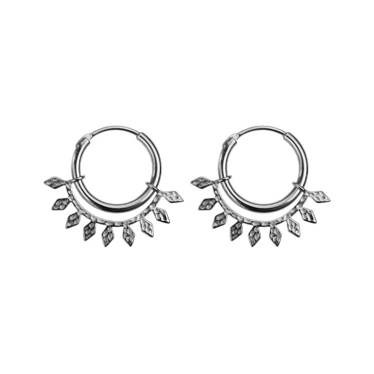 Hultquist Evy Earrings Silver S05010S