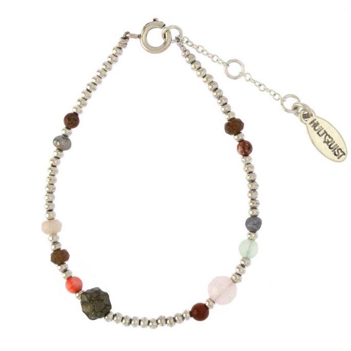 Hultquist Dagmar Bracelet Silver 1510S-MU