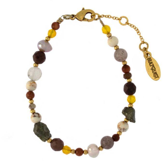 Hultquist Dea Bracelet Gold 1511G