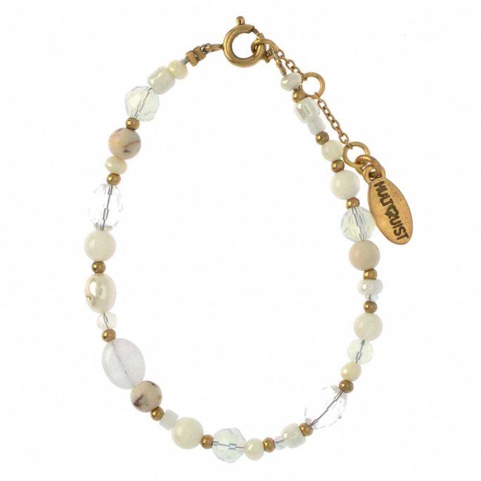Hultquist Dalia Bracelet Gold 1515G
