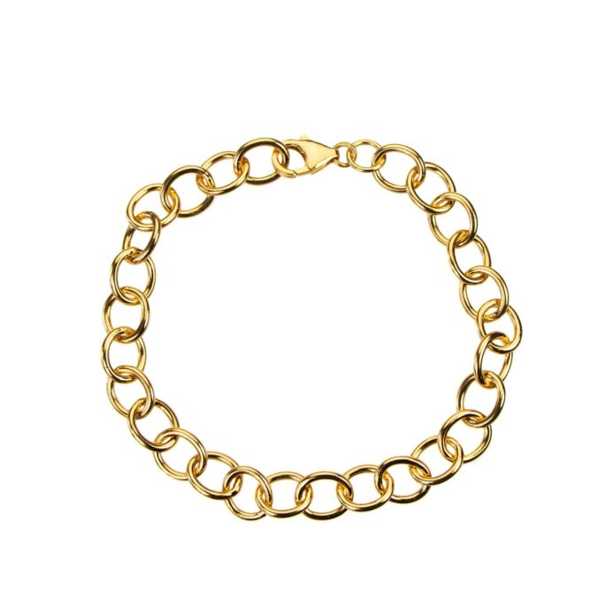 Hultquist Edith Bracelet Gold S01029G