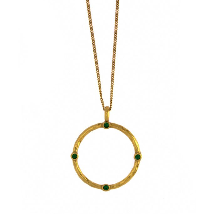 Hultquist Diala Necklace Gold 1532G