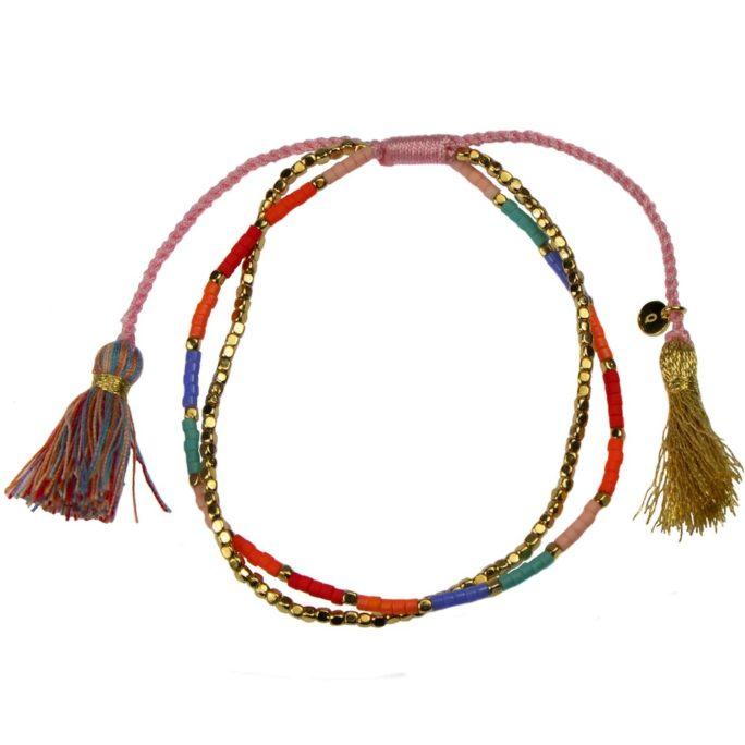 Hultquist Kara Bracelet Gold S11004G