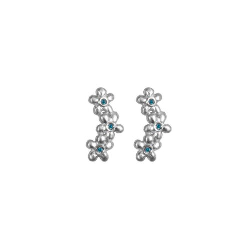 Hultquist Anthia Earrings Sterling Silver S02060S