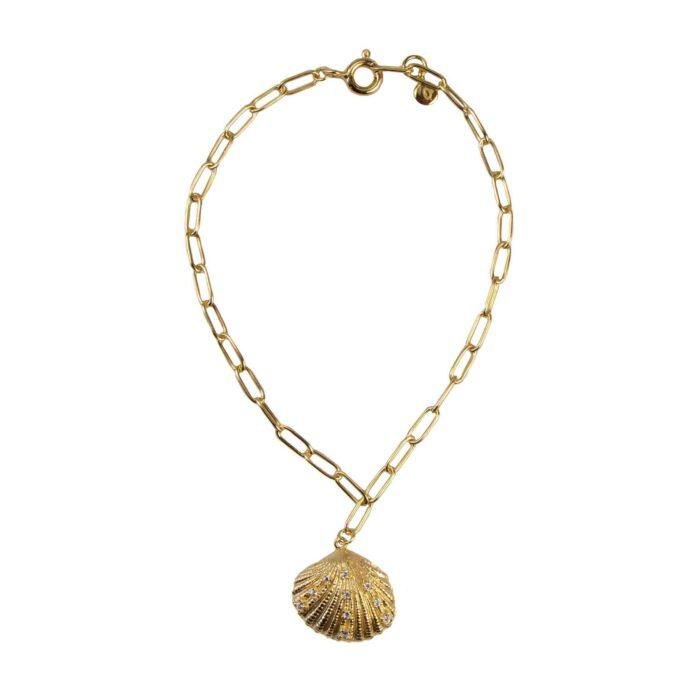 Hultquist Maurea Bracelet Gold S05019G