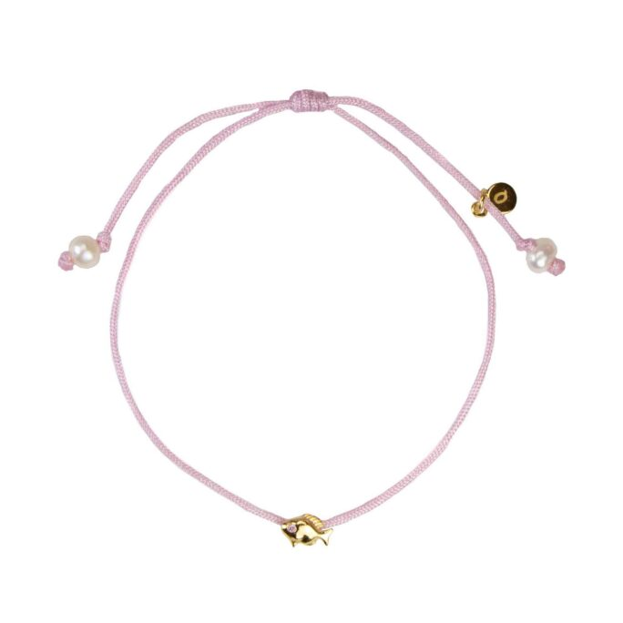 Hultquist Little Fish Bracelet Gold S05025G
