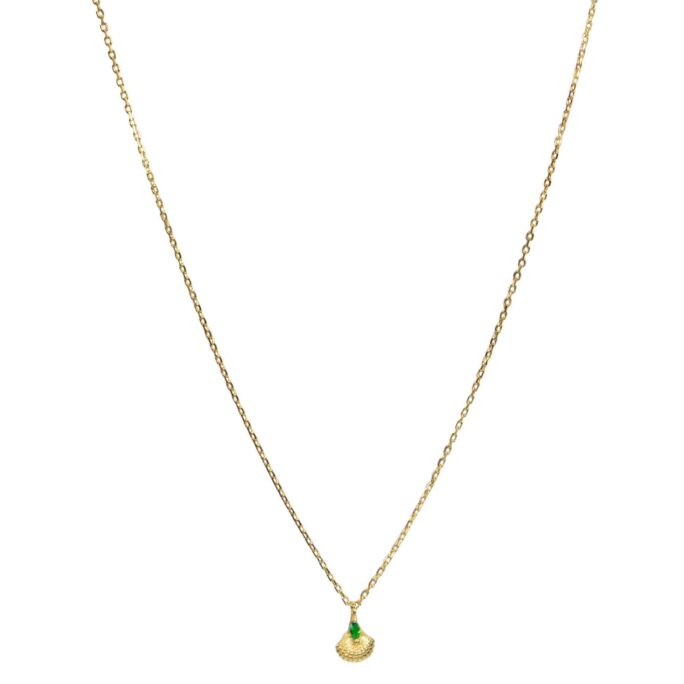 Hultquist Umiko Necklace Gold S05041G