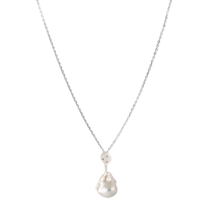 Hultquist Eldoris Necklace Sterling Silver S08004S