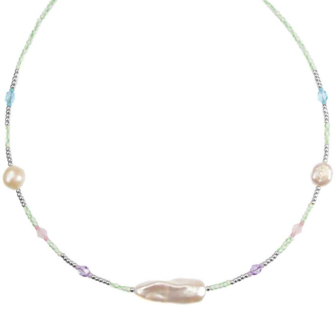 Hultquist Sia Necklace Sterling Silver S09002S