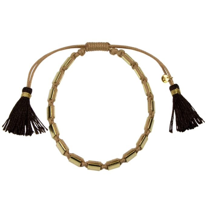 Hultquist Lotan Bracelet Gold S11002G