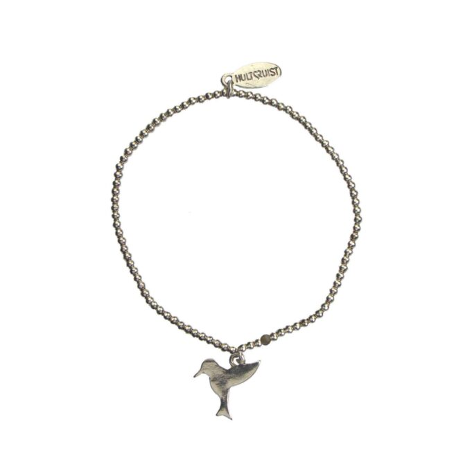 Hultquist Tropical Bird Bracelet Silver 04630-S