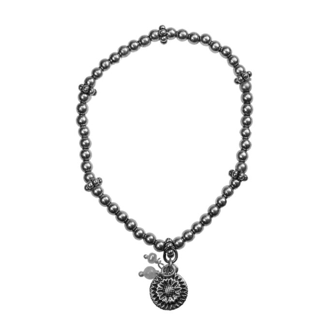 Hultquist Anemone Bracelet Silver 04640-S