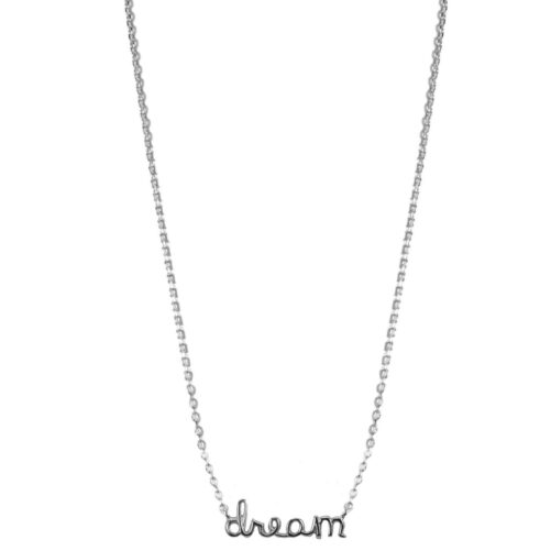 Hultquist Dream Necklace Silver 61028-S