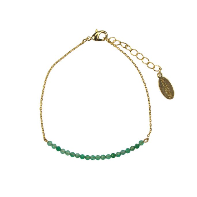 Hultquist Arame Bracelet Gold 61038-G