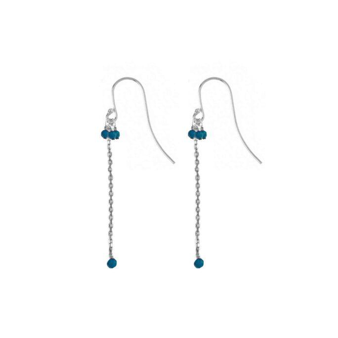 Hultquist Thalassa Earrings Silver 66008S