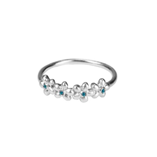 Hultquist Anthia Ring Sterling Silver S02061S