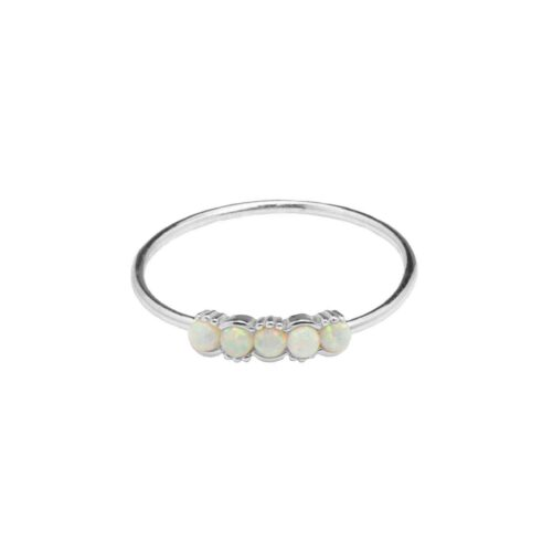 Hultquist Daria Ring Sterling Silver S05028S