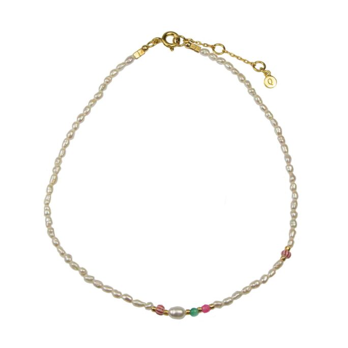 Hultquist Leonora Anklet Gold S08009G