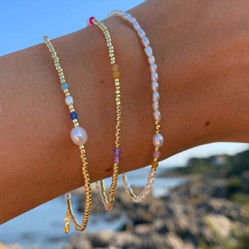 Hultquist Bracelet Stack
