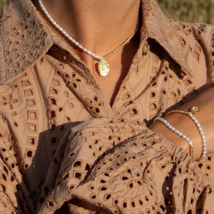 Necklaces - Semi Precious
