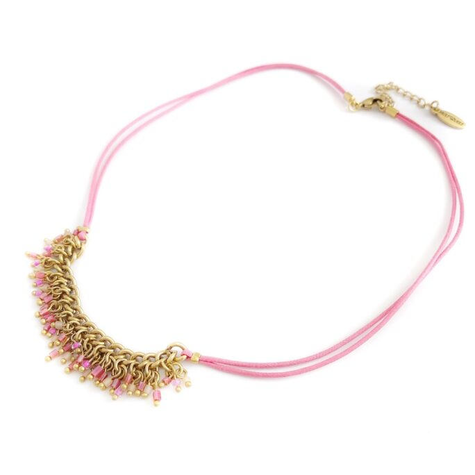 Hultquist Boho Journey Necklace Gold 392443G-P
